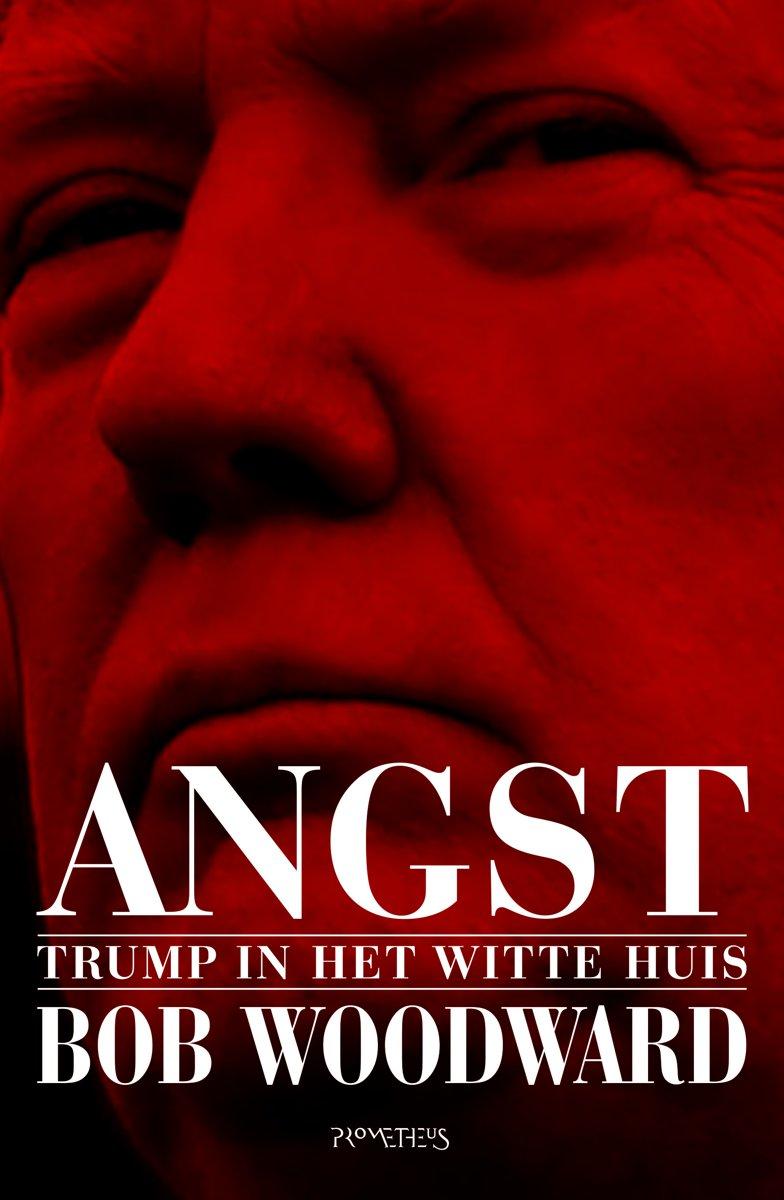 Angst. Trump in het Witte Huis - De Leesclub van Alles