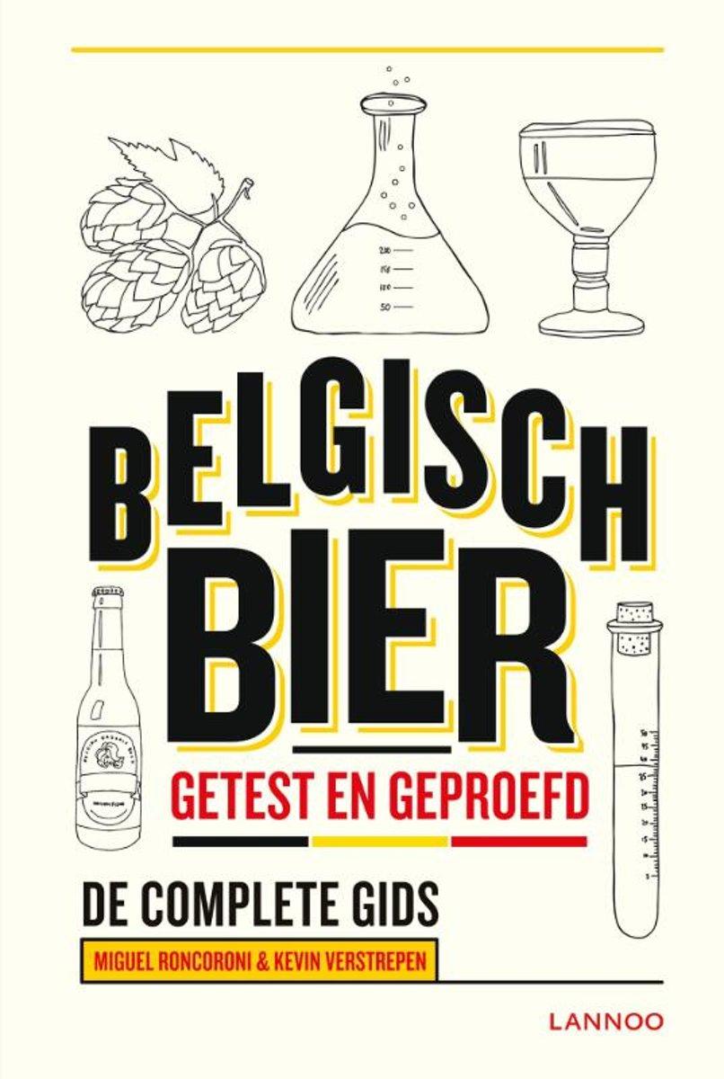 Belgisch bier. Getest en geproefd - De Leesclub van Alles