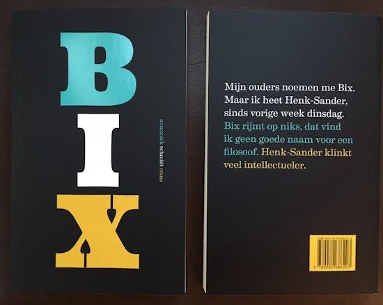 Bix - De Leesclub van Alles