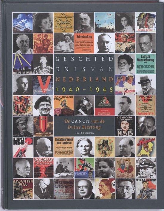Geschiedenis van Nederland 1940-1945 - De Leesclub van Alles