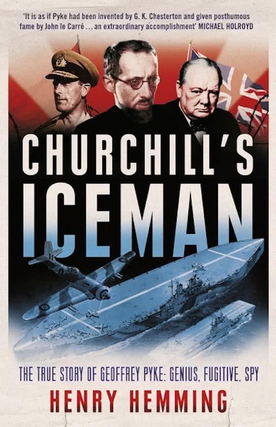 Churchill's iceman - De Leesclub van Alles