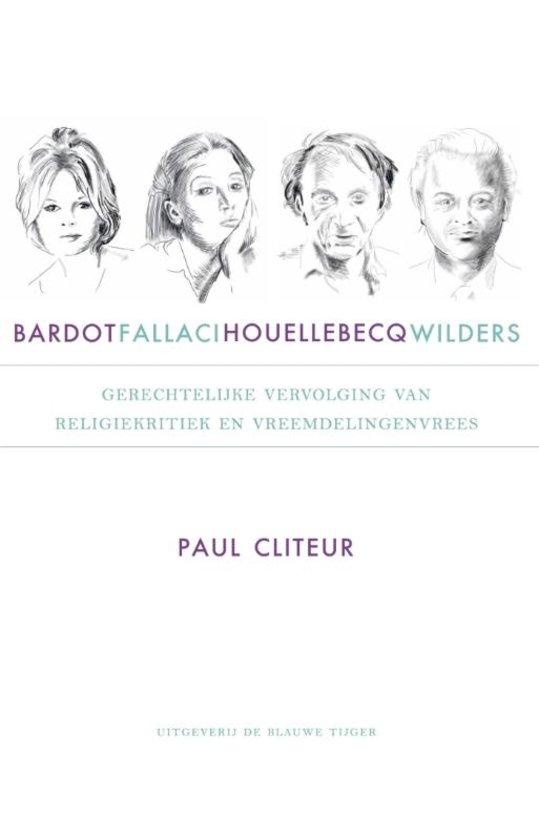 Bardot, Fallaci, Houellebecq en Wilders - De Leesclub van Alles
