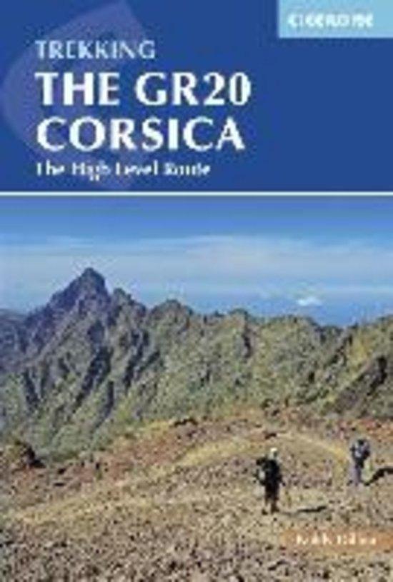 The GR20 Corsica