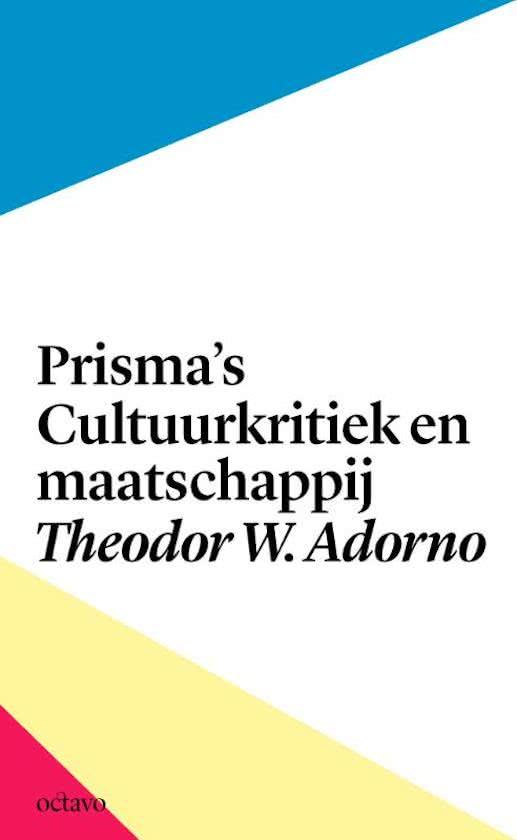 Prisma's. Cultuurkritiek en maatschappij