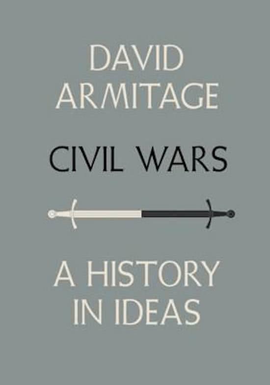 Civil Wars - De Leesclub van Alles