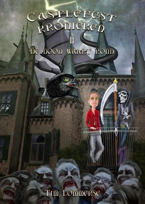 De Castlefest Kronieken De Dood waart rond - De Leesclub van Alles