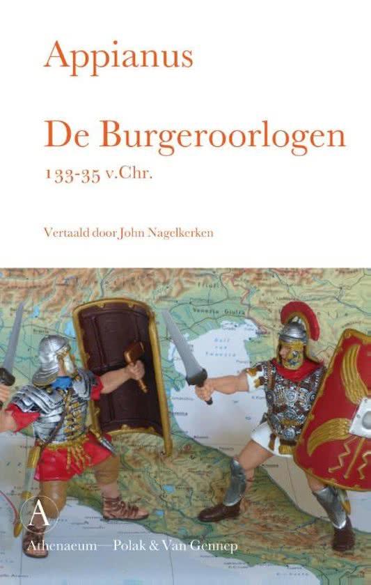 De Burgeroorlogen 133-35 v.Chr.