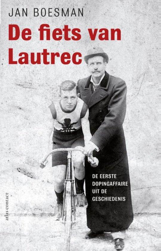 De fiets van Lautrec - De Leesclub van Alles