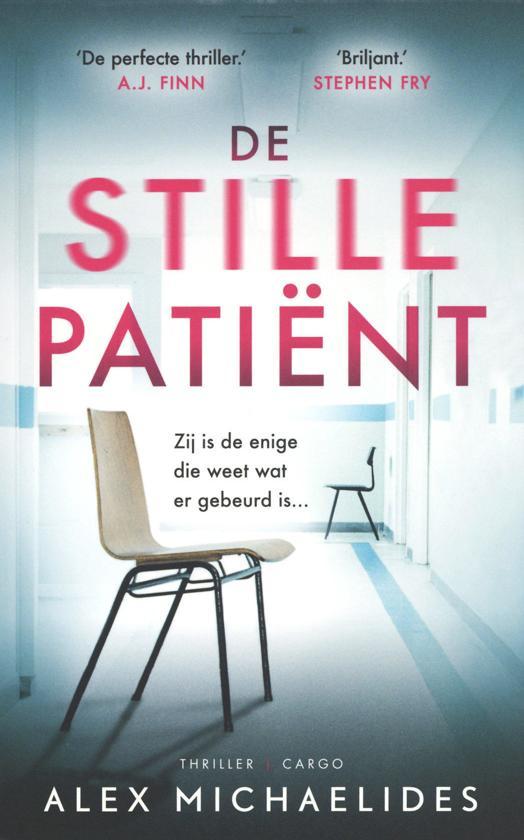 De stille patiënt - De Leesclub van Alles