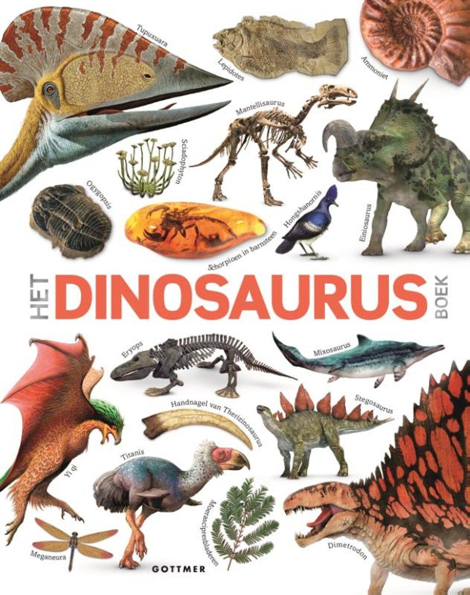 Het dinosaurus boek
