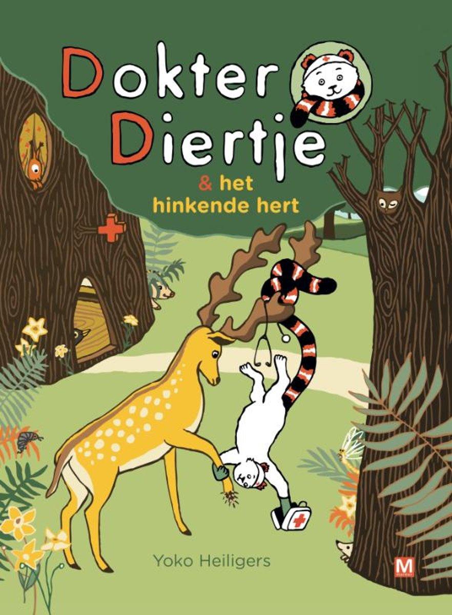 Dokter Diertje en het hinkende hert