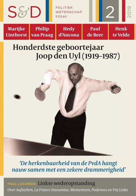 Honderdste geboortejaar Joop den Uyl (1919-1987)