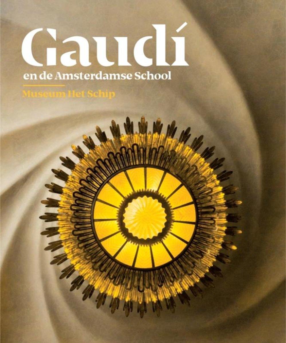 Gaudí en de Amsterdamse School - De Leesclub van Alles