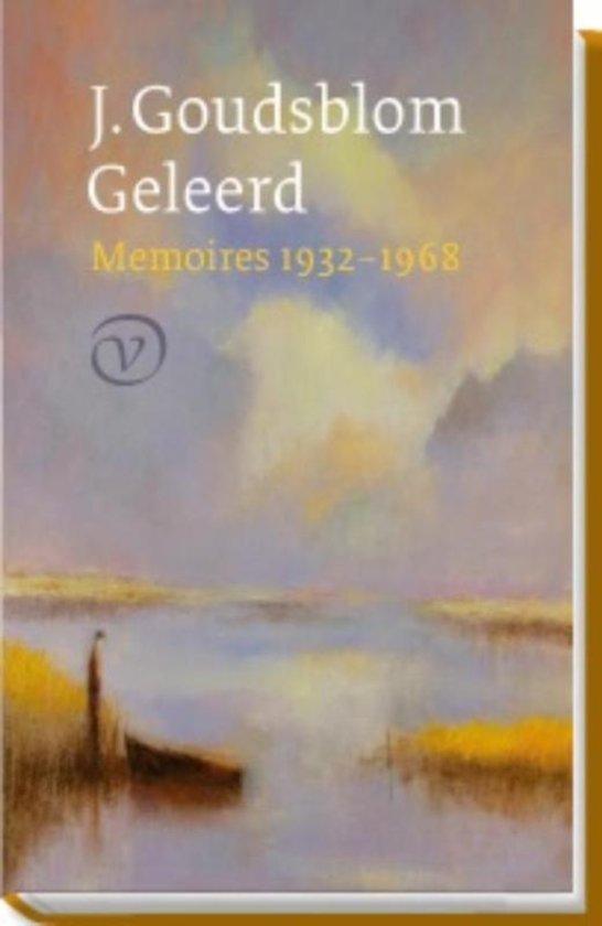 Geleerd. Memoires 1932-1968 - De Leesclub van Alles