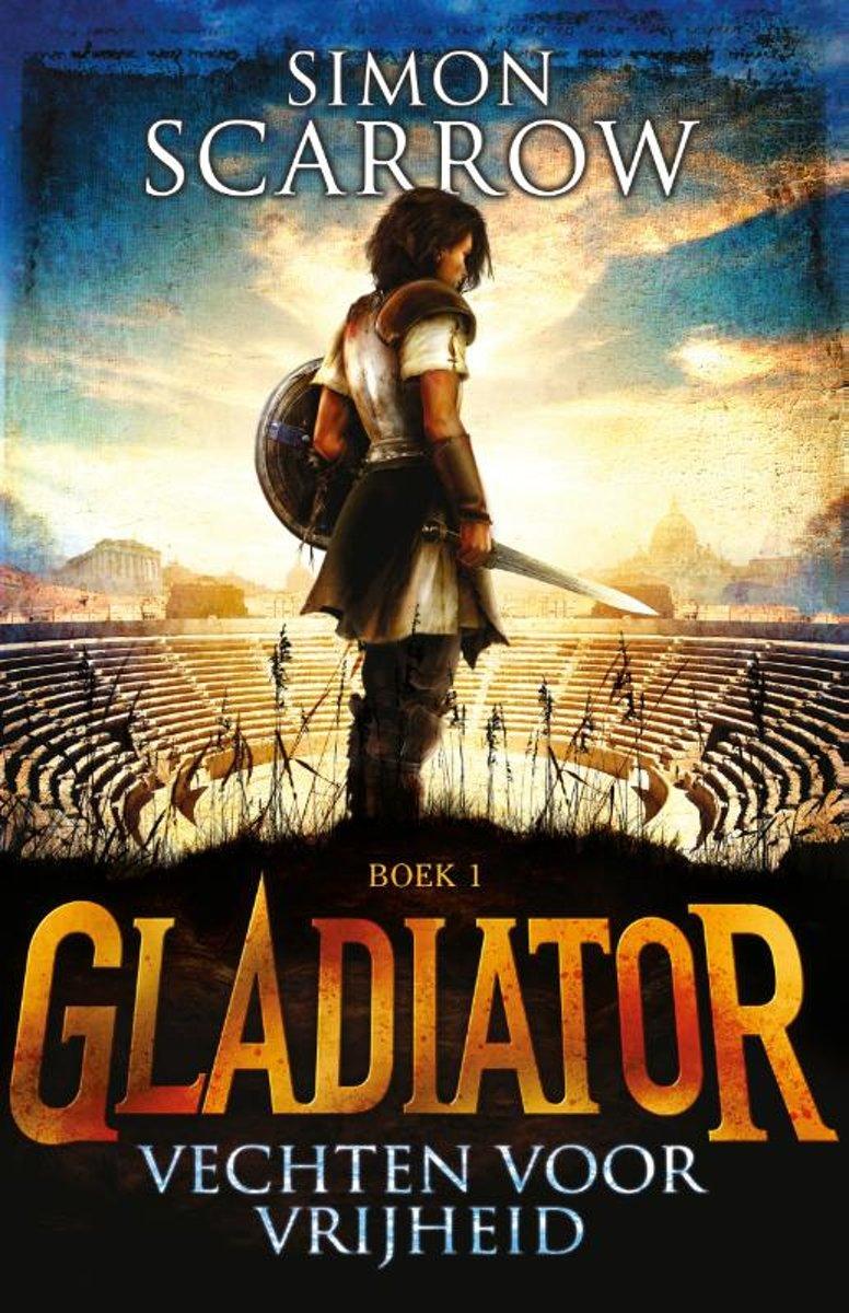 Gladiator - Boek 1 - Vechten voor vrijheid - De Leesclub van Alles