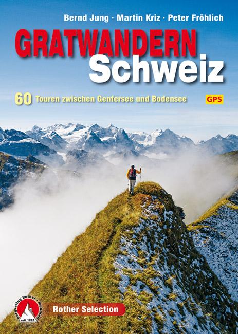 Gratwandern Schweiz - De Leesclub van Alles