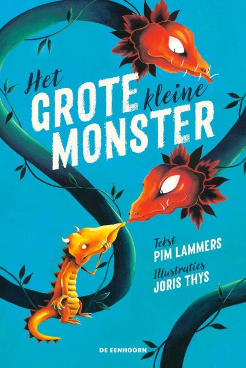 Het grote kleine monster - De Leesclub van Alles