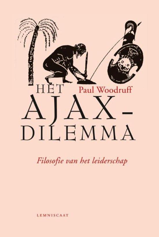 Het Ajax-Dilemma - De Leesclub van Alles