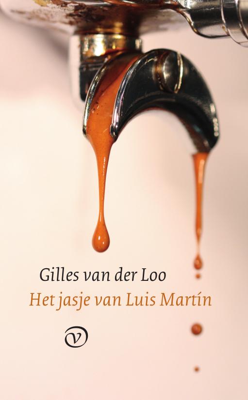 Het jasje van Luís Martin Vervoort