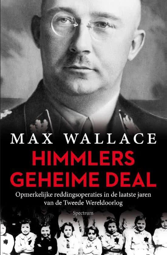 Himmlers geheime deal - De Leesclub van Alles