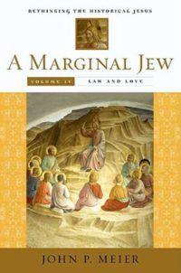 A Marginal Jew. Rethinking the Historical Jesus - De Leesclub van Alles