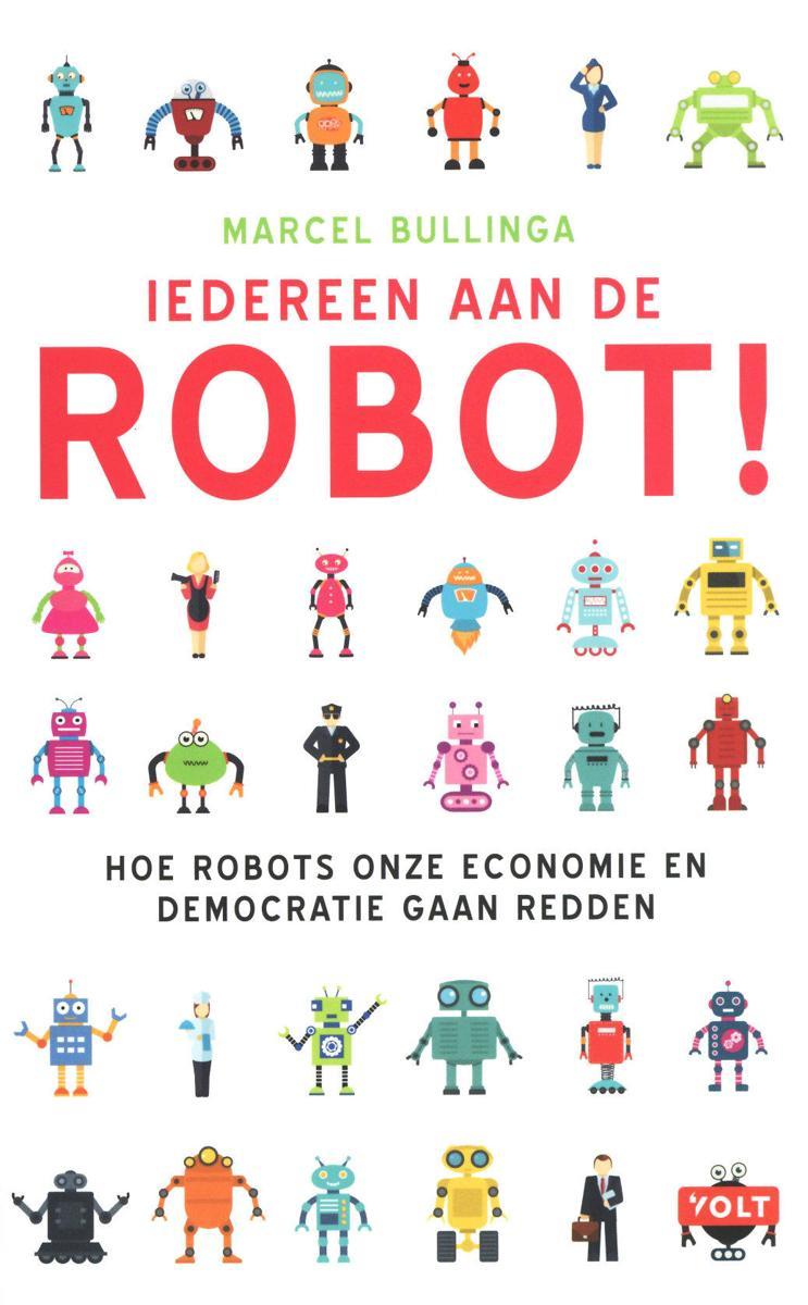 Iedereen aan de robot! - De Leesclub van Alles
