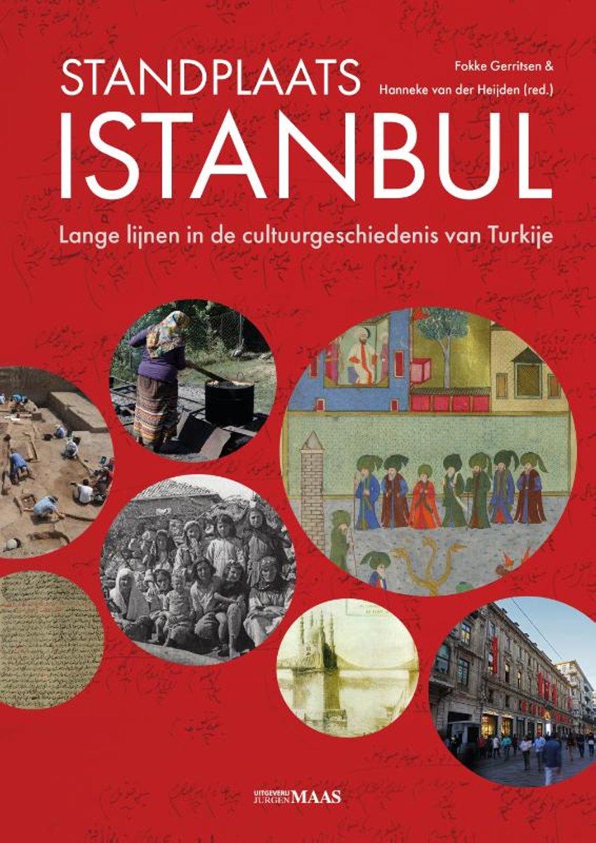 Standplaats Istanbul - De Leesclub van Alles