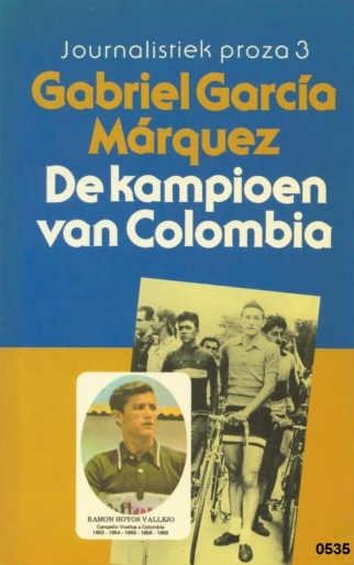 Journalistiek proza 3: De kampioen van Colombia - De Leesclub van Alles