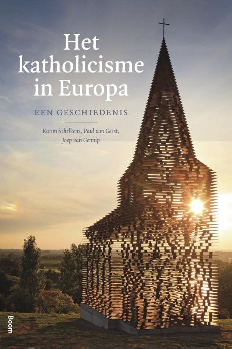 Het katholicisme in Europa. Een geschiedenis