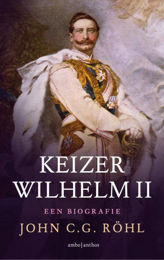 Keizer Wilhelm II - De Leesclub van Alles