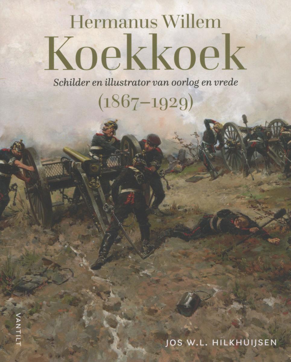 Hermanus Willem Koekkoek (1867-1929), Schilder en illustrator van oorlog en vrede