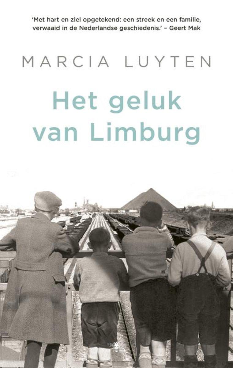 Het geluk van Limburg - De Leesclub van Alles