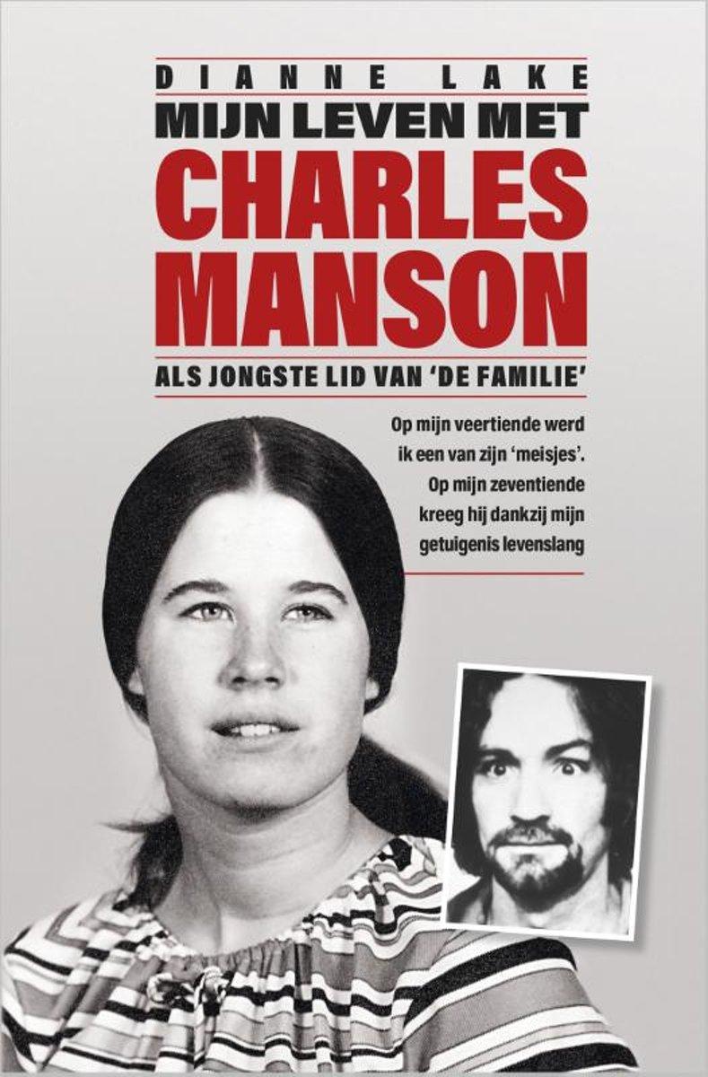 Mijn leven met Charles Manson - De Leesclub van Alles