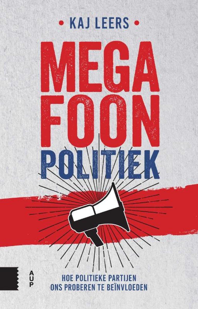 Megafoonpolitiek - De Leesclub van Alles