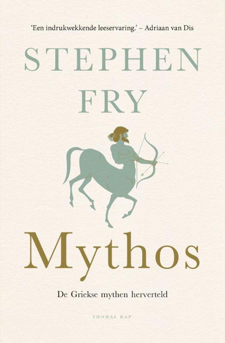 Mythos - De Leesclub van Alles