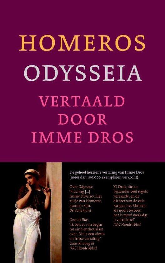 Odysseia - De Leesclub van Alles