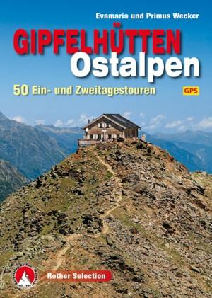 Gipfelhütten Ostalpen - De Leesclub van Alles