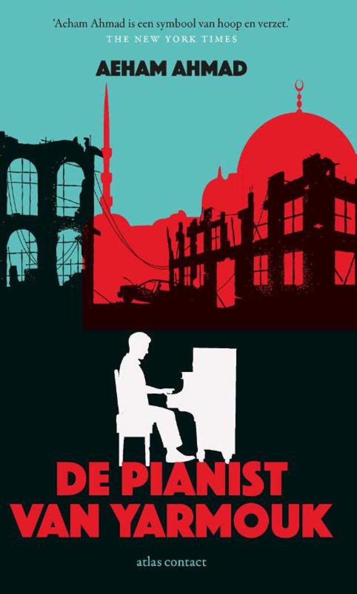 De pianist van Yarmouk - De Leesclub van Alles