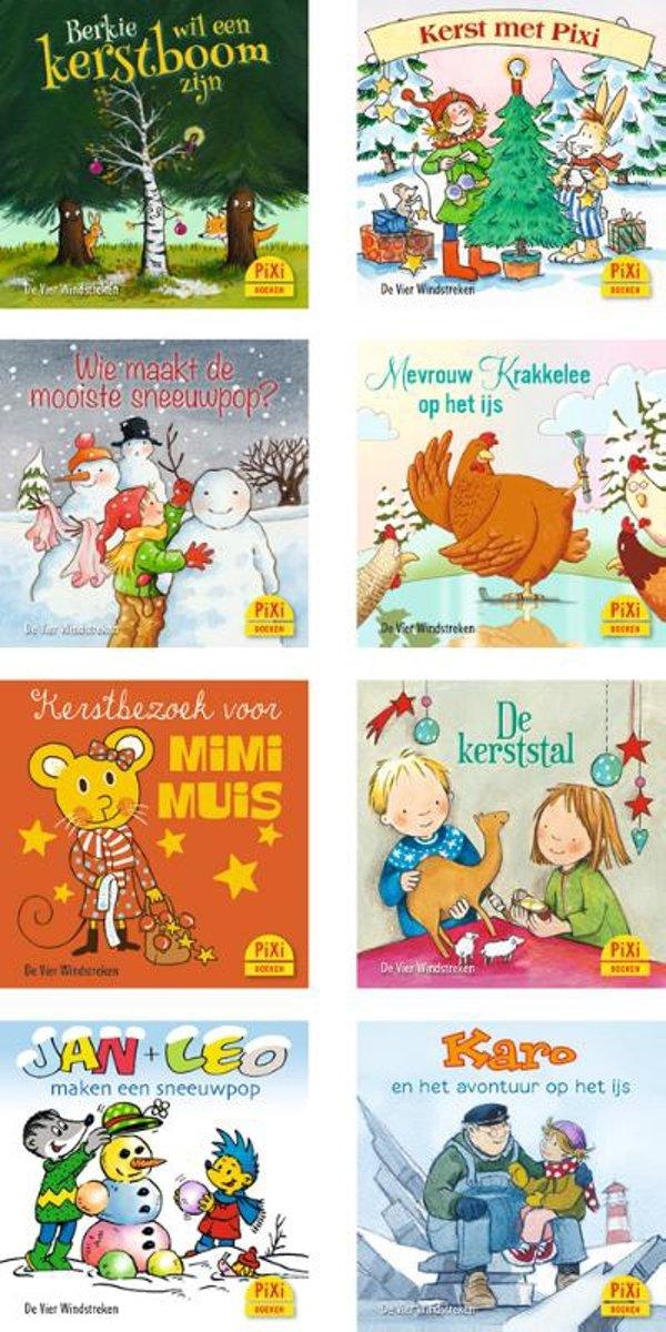 Vier Kerst met Pixi