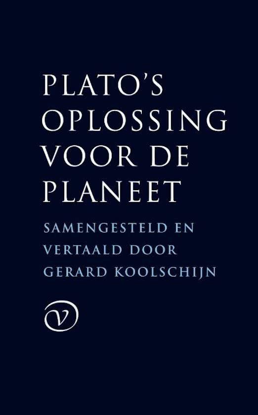 Plato's oplossing voor de planeet - De Leesclub van Alles