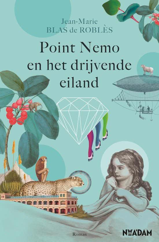 Point Nemo en het drijvende eiland - De Leesclub van Alles