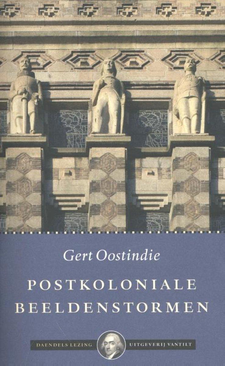 Postkoloniale beeldenstormen - De Leesclub van Alles