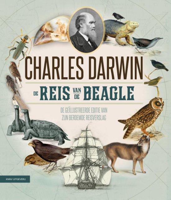 De reis van de Beagle - De Leesclub van Alles