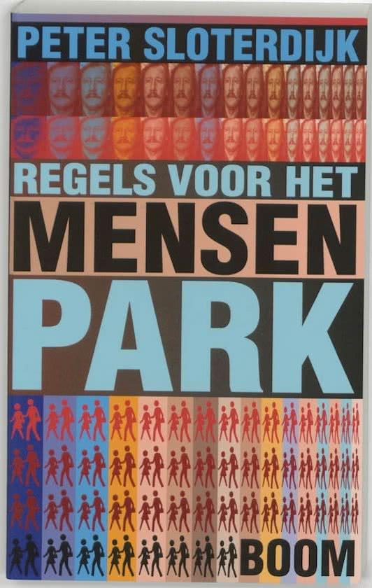 Regels voor het mensenpark - De Leesclub van Alles
