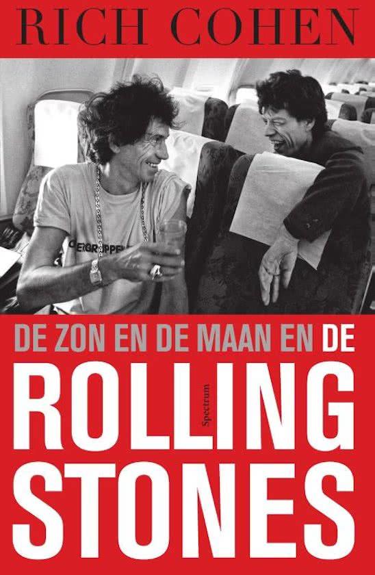 De zon en de maan en de Rolling Stones - De Leesclub van Alles