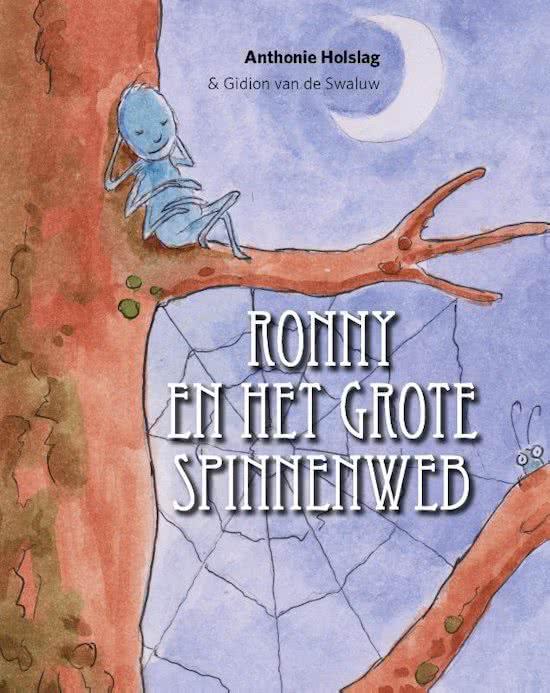 Ronny en het grote spinnenweb