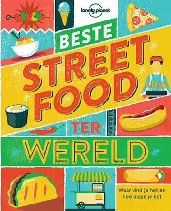Beste streetfood ter wereld - De Leesclub van Alles
