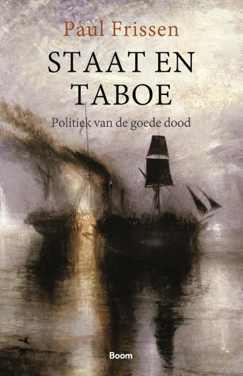 Staat en taboe - Politiek van de goede dood