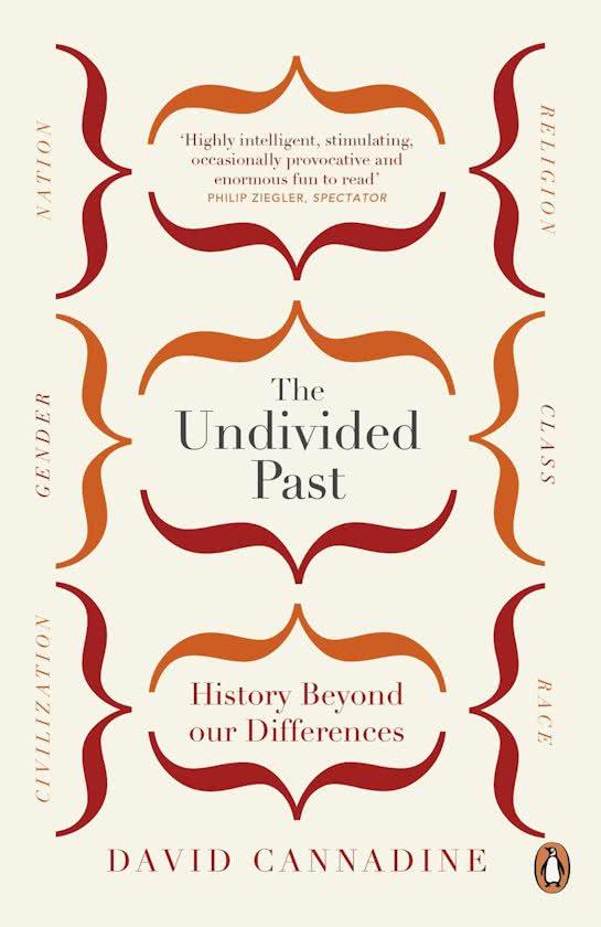 The undivided past - De Leesclub van Alles