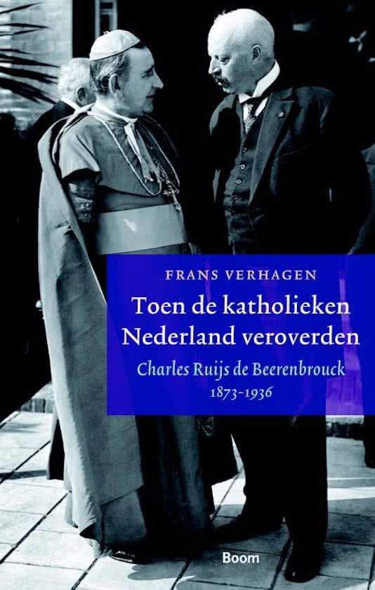 Toen de katholieken Nederland veroverden - De Leesclub van Alles